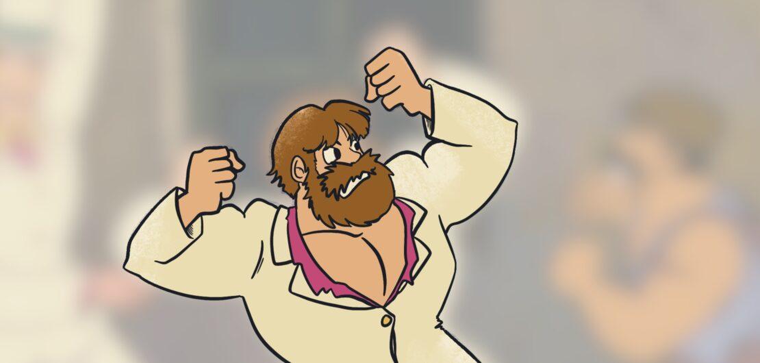 DIbujo de personaje de Studio G